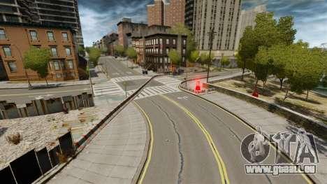 Liberty City Race Track für GTA 4 dritte Screenshot