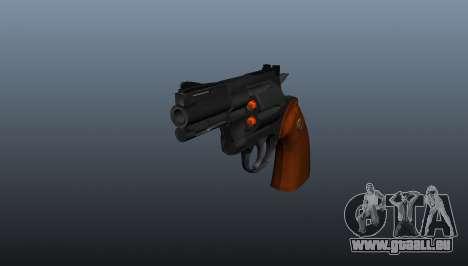Revolver Python 357 pour GTA 4