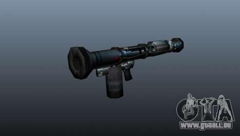 Lance-grenades antichars portatifs pour GTA 4