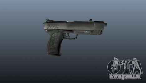 Pistolet Half-Life pour GTA 4 troisième écran