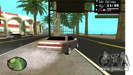 Ruelle dans LA pour GTA San Andreas