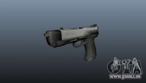 Pistolet Half-Life pour GTA 4