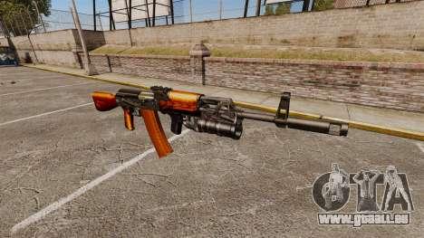 AK-47-v1 für GTA 4