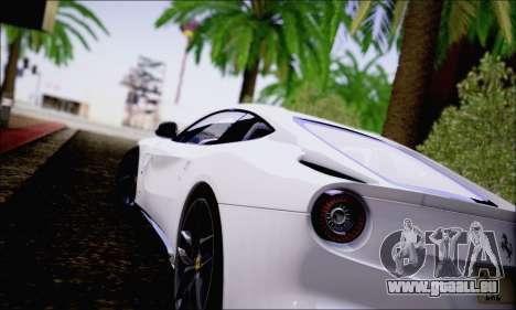 Ferrari F12 Berlinetta Horizon Wheels für GTA San Andreas rechten Ansicht
