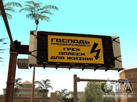 Nouveau BMX Park pour GTA San Andreas deuxième écran