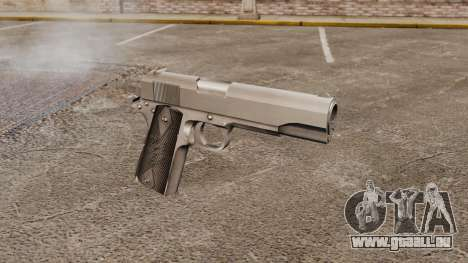 Colt M1911 pistolet v3 pour GTA 4