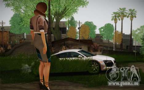 Remember Me Alexia für GTA San Andreas dritten Screenshot