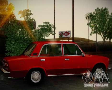 Export VAZ 21011 pour GTA San Andreas vue arrière