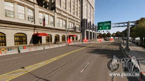 Liberty City Race Track für GTA 4 achten Screenshot