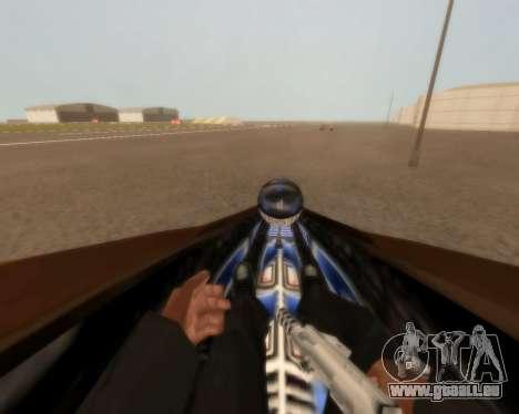 EDI pour GTA San Andreas vue de côté