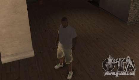 Franklin Clinton from GTA V für GTA 4 Sekunden Bildschirm