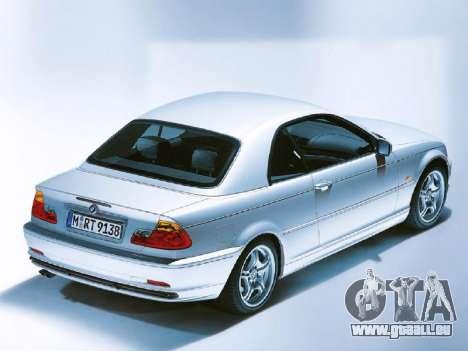 Nouveaux écrans de chargement BMW pour GTA San Andreas