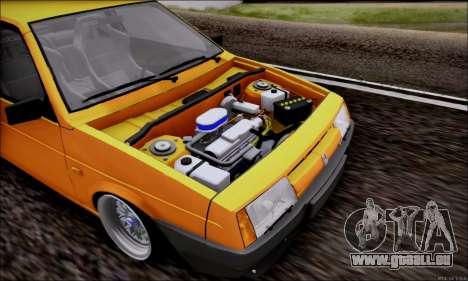 VAZ 21083 basse classique pour GTA San Andreas vue de droite