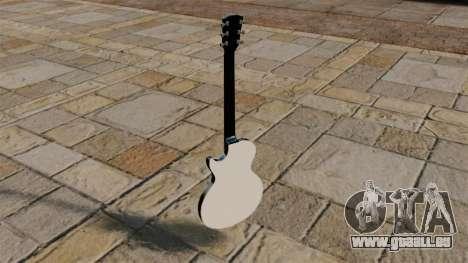 Lutter contre les guitares pour GTA 4 secondes d'écran