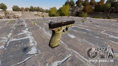 Halbautomatische Pistole Glock 19 für GTA 4 Sekunden Bildschirm