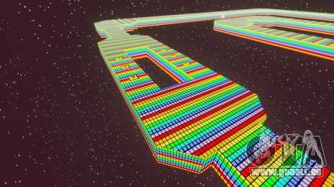 Route arc-en-ciel pour GTA 4 quatrième écran