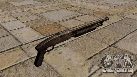 Fusil de chasse Winchester 1300 pour GTA 4 secondes d'écran