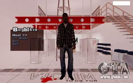 HD Pak Skins Vagabunden für GTA San Andreas siebten Screenshot