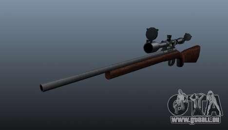 Fusil Winchester modèle 70 sport pour GTA 4