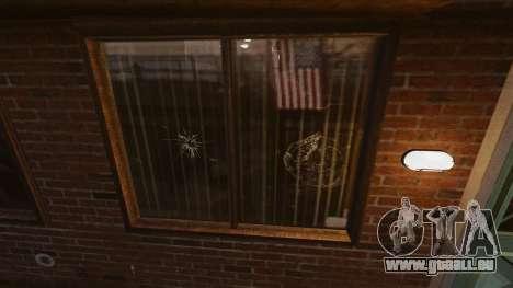 Nouveaux effets de verre pour GTA 4 troisième écran