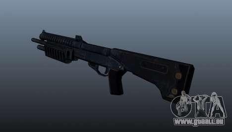 Fusil de chasse de Halo 3 pour GTA 4 secondes d'écran