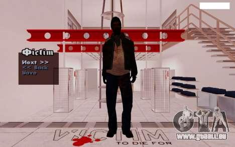 HD Pak Skins Vagabunden für GTA San Andreas zweiten Screenshot
