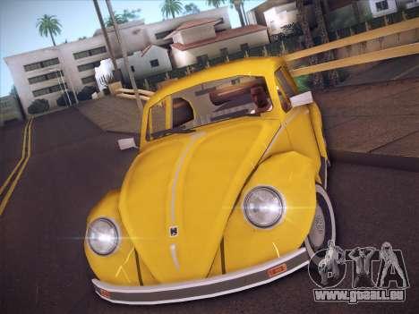 Volkswagen Käfer für GTA San Andreas
