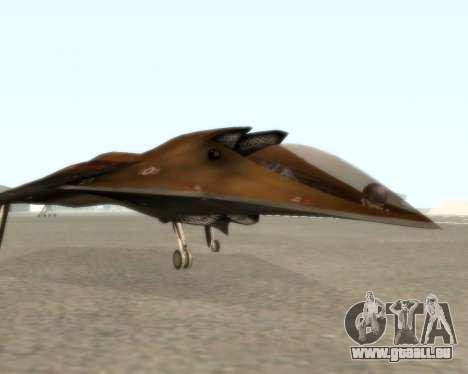 EDI pour GTA San Andreas laissé vue