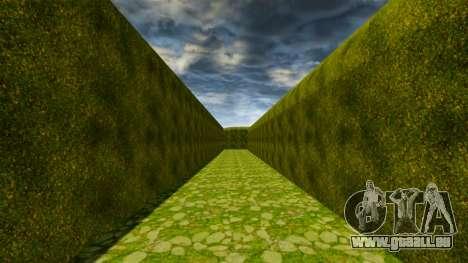 Labyrinthe pour GTA 4 sixième écran