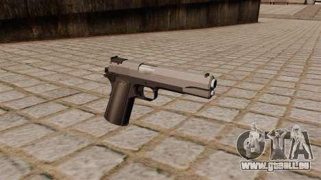 Pistolet M1911 SMGF pour GTA 4