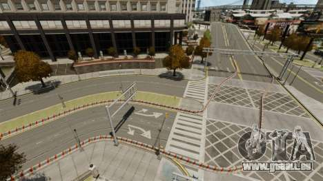 Liberty City Race Track für GTA 4 neunten Screenshot