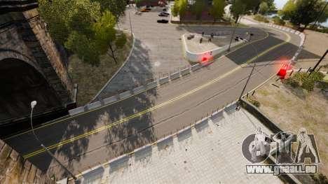 Liberty City Race Track für GTA 4 weiter Screenshot