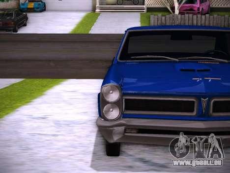 Playable ENB by Pablo Rosetti pour GTA San Andreas sixième écran