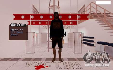 HD Pak Skins Vagabunden für GTA San Andreas fünften Screenshot