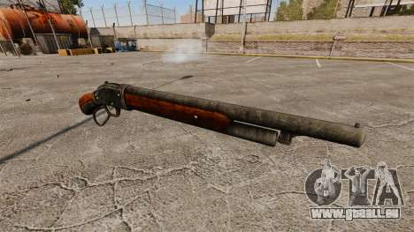 La v2.0 de fusil de chasse Winchester modèle 188 pour GTA 4