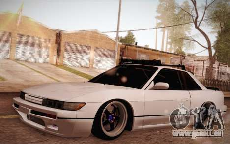 Nissan Silvia S13 Stance pour GTA San Andreas