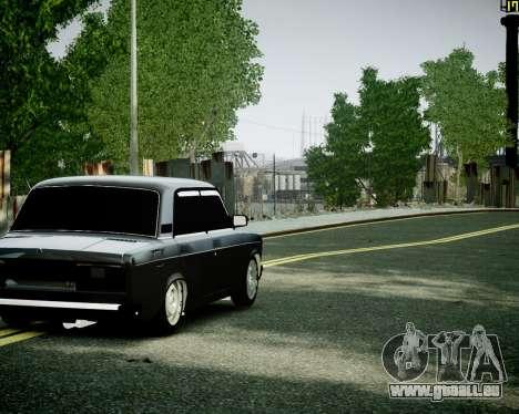 VAZ 21054 für GTA 4 rechte Ansicht