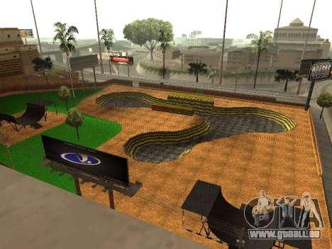 Nouveau BMX Park pour GTA San Andreas