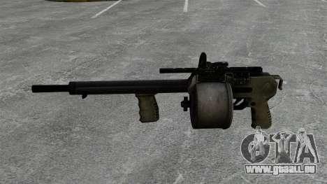 Fusil de chasse Striker pour GTA 4 troisième écran