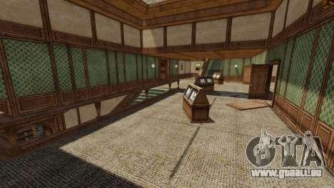 Bibliothèque Point Blank pour GTA 4 troisième écran