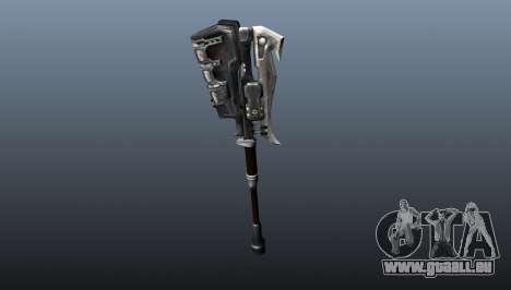 Hammer für GTA 4 Sekunden Bildschirm