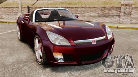 Saturn Sky Red Line Turbo pour GTA 4