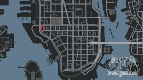 AGS Stagla pour GTA 4 cinquième écran