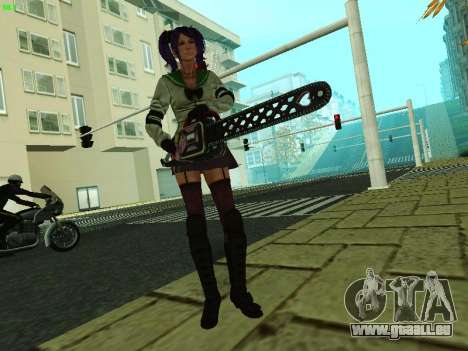 Juliet Starling für GTA San Andreas dritten Screenshot