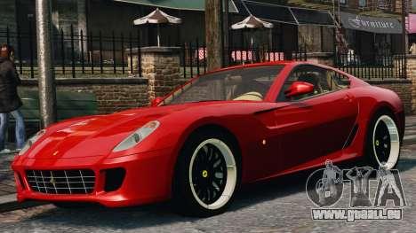 Ferrari 599 GTB Hamann 2006 pour GTA 4