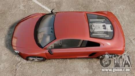 GTA V Obey 9F für GTA 4 rechte Ansicht