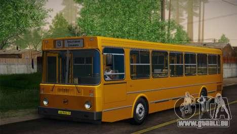 Peau LIAZ 5256.00 Pack 6 pour GTA San Andreas vue de droite