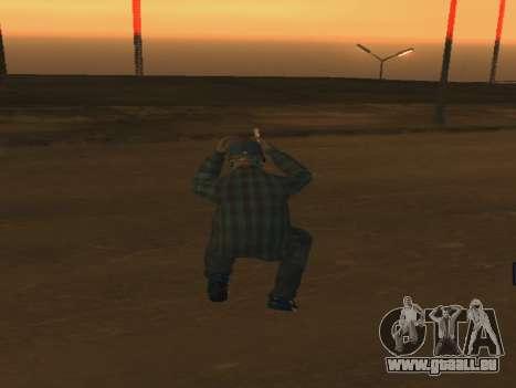 Color Mod für GTA San Andreas her Screenshot
