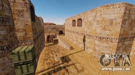 Lage von Counter-Strike De_Dust2 für GTA 4 siebten Screenshot