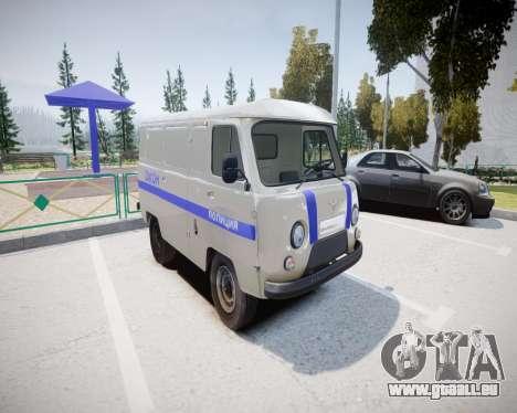 UAZ-3741 AUMONT für GTA 4